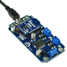 MotorAir-Bluetooth Dual Motor Driver Smartphone/Android Remote Control Kit