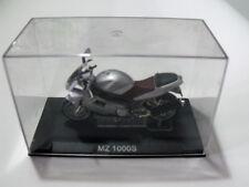 Modellino Moto scala 1:22 per collezionisti MZ 1000 S [N1]