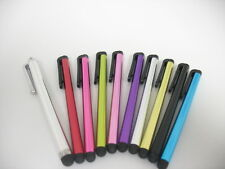 10 x Metal Universal Stylus Touch Pens for Android Ipad Tablet Iphone Pc Pen New