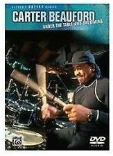 Carter Beauford: Under the Table and Drumming (DVD, 2002)