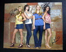Make It Or Break It Signed Cast 11x14 By 4 Kell w/Proof