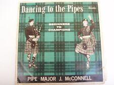 PIPE MAJOR J. MCCONNELL - RARE OZ LP