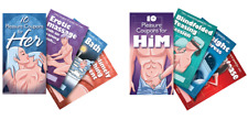 Pleasure Coupons for Him Her adult gag gift sex joke valentines day romance