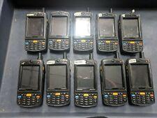 Lot of 10x Motorola Symbol Mc7598-Pzfsurwa9Wr Mc7598 Barcode Scanner Numeric 2D