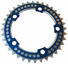 Chop Saw III BMX single speed bicycle 7075 alloy chainring 36T 110mm bcd BLUE