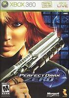 Perfect Dark Zero (Microsoft Xbox 360, 2005) Complete & Tested