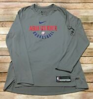 Agua Caliente CLIPPERS Nike SHOOT AROUND PRACTICE L/S Shirt NBA G-LEAGUE Large