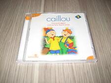 (K3 ) CD Caillou 1