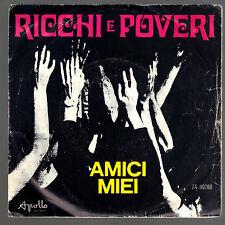 AMICI MIEI - CON L'AIUTO DEL SIGNORE # RICCHI E POVERI