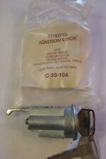 Toyota Celica 1980-81 ignition lock ASP C-30-104 New
