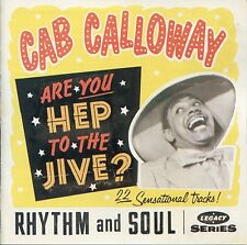 Cab Calloway - Are You Hep To The Jive?