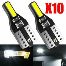 10PCS T10 501 194 W5W 7020 SMD Chip LED Car CANBUS Error Free Wedge Light Bulb