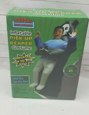 Inflatable Pick Up Reaper Costume 7 Foot Adult One Size