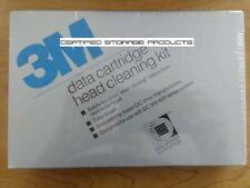 NEW 3M 12465 Cartridge HEAD Cleaning KIT QIC SLR WET PROCESS Tape Sealed 16G8572