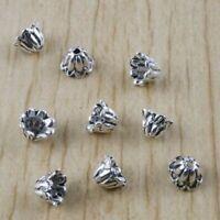 100pcs Tibetan silver nice 3holes connectors EF1360
