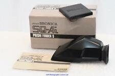 Zenza Bronica SQ-AI  Prism Finder S NR. MINT CONDITION