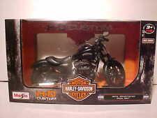 Harley Davidson 2014 Sportster Iron 883 Motorcycle Die-cast 1:12 Maisto 5 inch