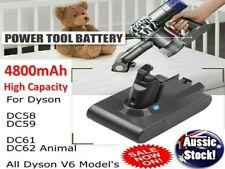 4.8Ah High Capacity Battery Dyson Absolute V6 DC58 DC59 DC61 DC62 D72 DC74 BC683
