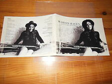 Marion Raven-CANZONI from a BLACKBIRD/LIMITED STAMPA-HeFT (Dina - 4) 2014