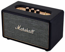 Marshall Acton Bluetooth Hi-Fi Altoparlante In Nero (UK Stock) nuovo con scatola