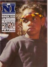 The New Internationalist-AUG 1988-NATIVE PEOPLES AND THE FUTURE.