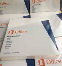Microsoft Office Professional 2013 With Dvd For 1 Pc Full Retail Sealed!