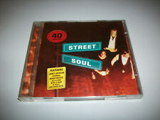STREET SOUL 40 TRACKS 2CD (Janet Jackson,Bobby Brown,R Kelly etc)