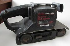 Sears Tool Craftsman Belt Sander 1HP Model 315.117151 / 3x21-in Tested/Works USA