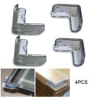 4pcs Corner Protector Guard Edge Protection Cover Children Safe For Desk Table