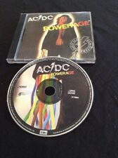 AC/DC POWERAGE 1995 EARLY PICTURE CD ALBERT PRODUCTIONS 4770862  AUSTRALIA OOP