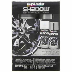 Dupli-Color Shadow Chrome Black Out Aerosol Spray Coating 311g SHD1000
