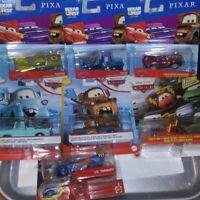 Disney/Pixar Cars Lot of SEVEN Cars!! Fast, Free Shipping