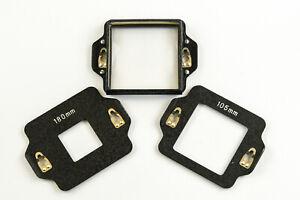 Mamiya Sportsfinder Adapter Masks for TLR