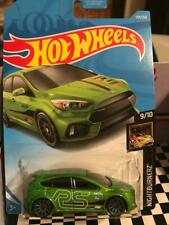 "2019 HOT WHEELS ""FORD FOCUS RS"""