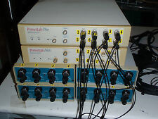 ADInstruments PowerLab 8SP & 800 8 Channel Data System With 4 ETH 400 Amplifiers