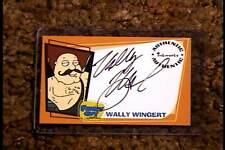 FAMILY GUY WALLY WINGERT AUTO TRADING CARD #A12  INKWORKS  VF/NM