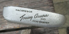 Macgregor Tommy Armour Iron Master !MG Putter Circa 1950s Golf Club