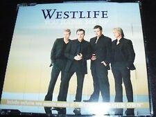 Westlife – You Raise Me Up UK CD Single – Like New