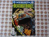 Deathstroke (2016) DC - #3, Professional Part 3, Priest/Bennett, NM