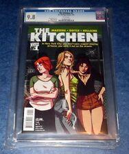The Kitchen #1 CGC 9.8 WHITE 1st print VERTIGO New Line Cinema WB Movie in Works