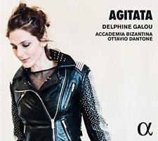 Delphine Galou Bizantina Dantone - Agitata (NEW CD)