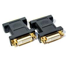 Hembra a DVI-I Acoplador - utilizar con cualquier DVI cable-pc / portátil Unión