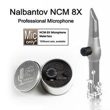 Clarinet Microphone Nalbantov NCM 8X - Handmade Pickup System with natural sound