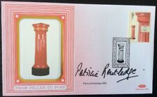 PATRICIA ROUTLEDGE, TV, Keeping Up Appearances, Signed 2002 Pillar To Post FDC