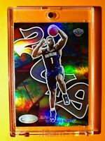 Zion Williamson RARE ROOKIE PANINI CERTIFIED GRAFFITI HOLOFOIL 2019-20 RC Mint!