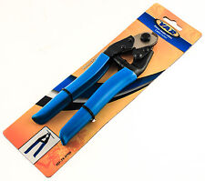 Var FR-07900 Bike Cable and Housing Cutter Tool Blue Grips New in Packaging