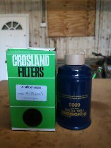 Crosland 6003 Fuel filter