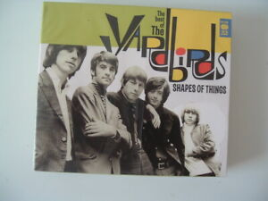 The Yardbirds - The Best Of, Neu OVP, 2 CD Set, 2010