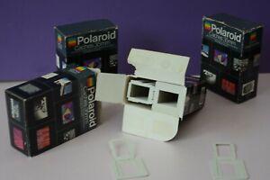 Polaroid 35mm Slide Mounts New