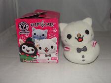 Funko Kleptocats Holiday Christmas Bowtie Snowman Mystery Mini Plush Figure-New